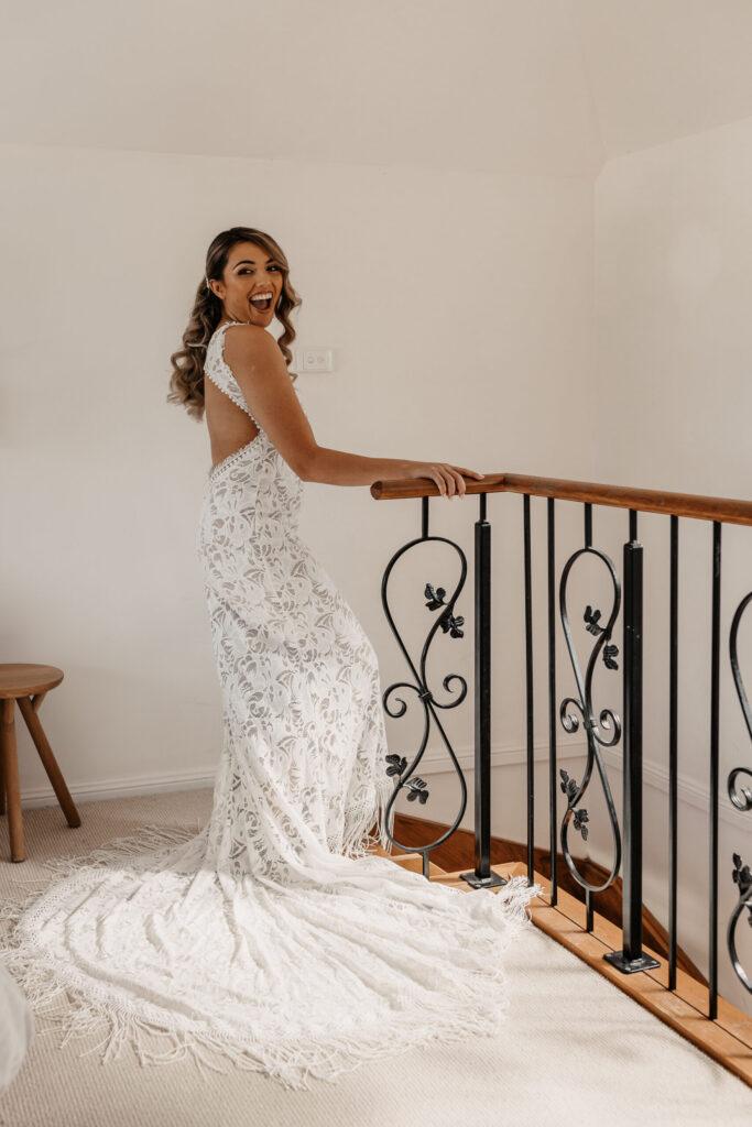 bride getting ready Newcastle